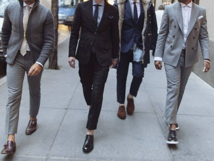 5 Days, 5 Ways: The Navy Suit
