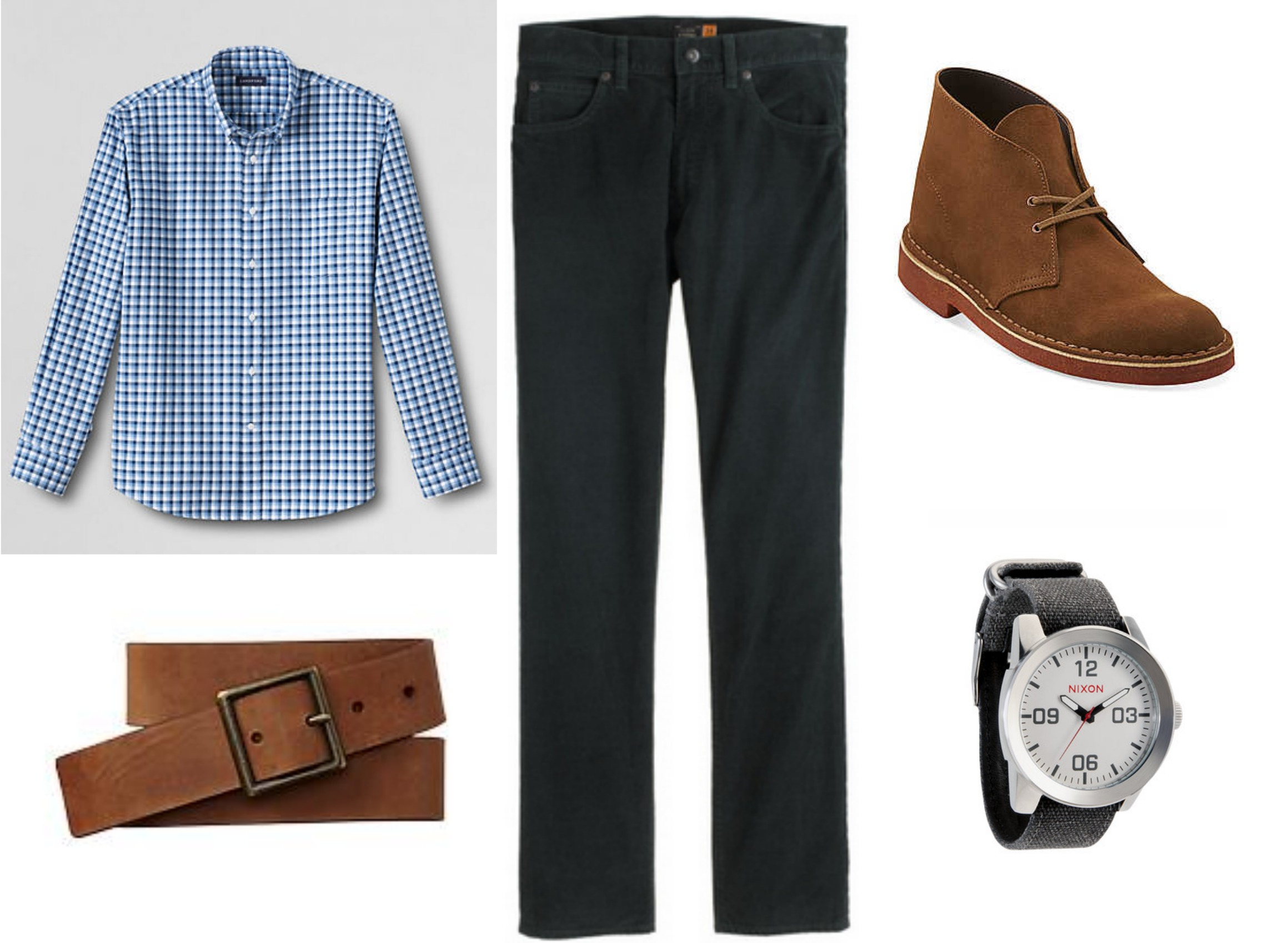 Dockers Shoes Brown Gray