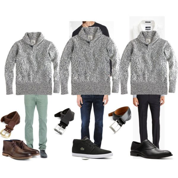 Outfit Ideas: Three Ways to Wear a Shawl Collar Sweater