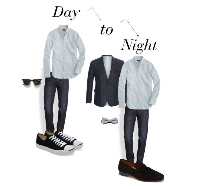 day to night style guide
