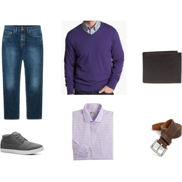 Three Ways to Wear Purple