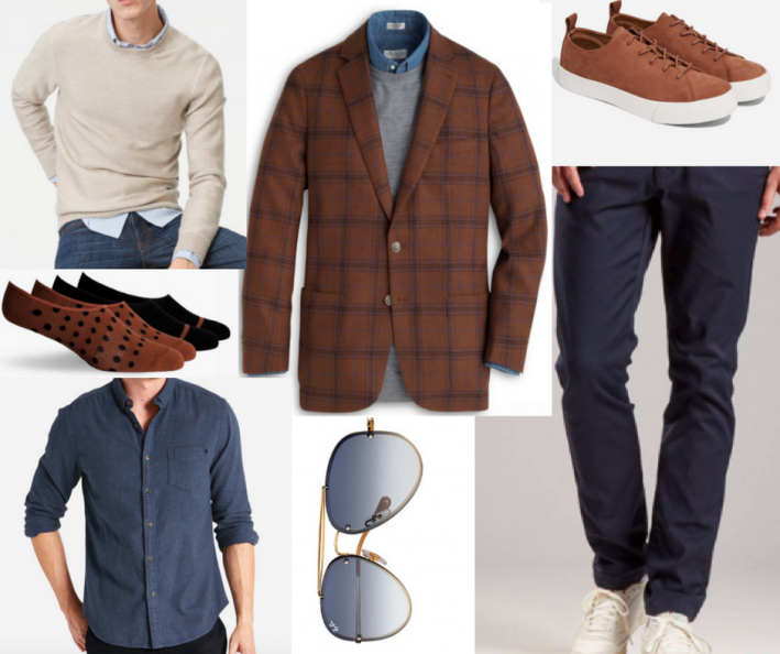ways to wear a sportcoat 1