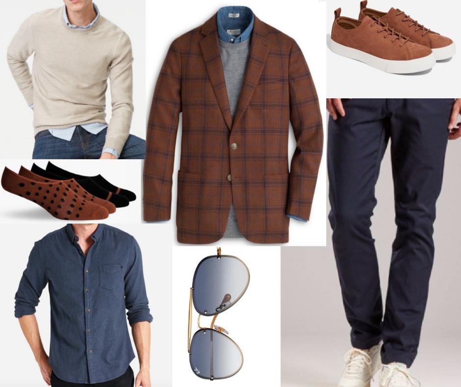ways to wear a sportcoat 1