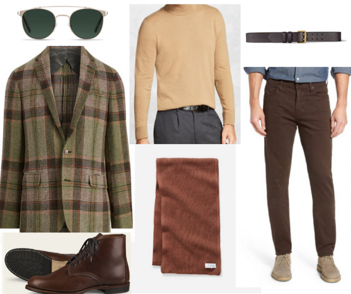 ways to wear a sportcoat 2