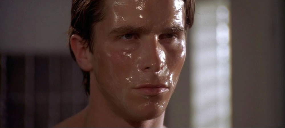 american psycho skincare