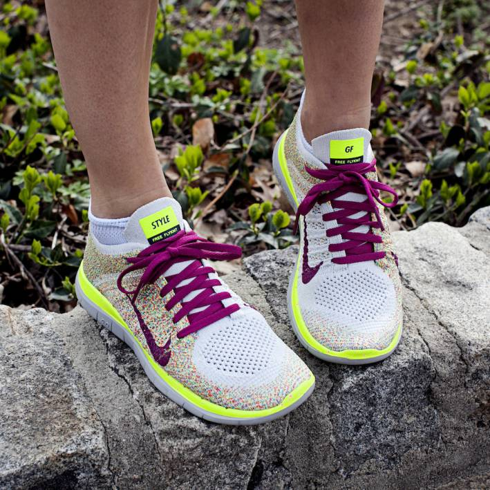 nike running shoe, nike id, nike style girlfriend