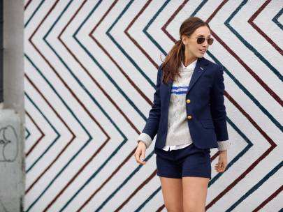 Style Girlfriend in Gant Rugger for Women