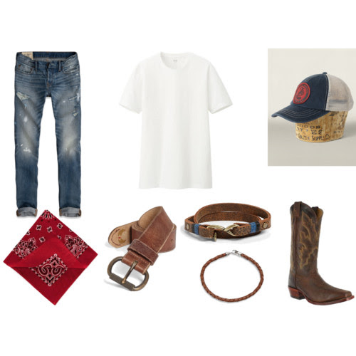 3 Outfits 3 Days What To Wear At Stagecoach Style