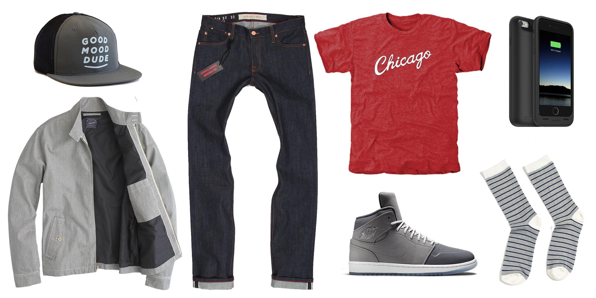 summer date outfit men
