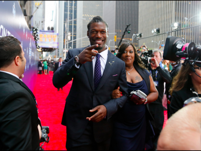 NFL Draft 2014: Talking Style with NFL Fan Pass