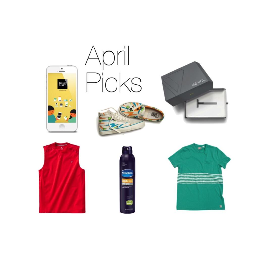 style girlfriend april picks, spring favorites