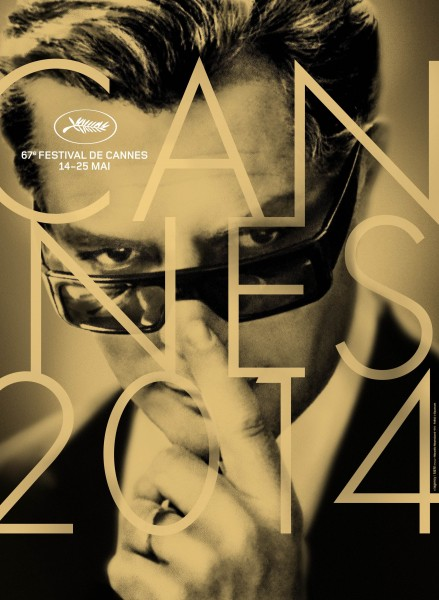 cannes 2014, cannes film festival, cannes 2014 poster, cannes festival poster