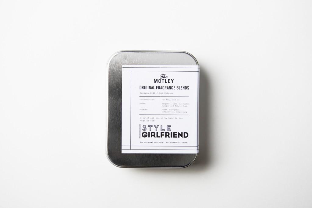 Quarterly x SG, quarterly style girlfriend, quarterly package, style girlfriend curated package, the motley, the motley fragrance