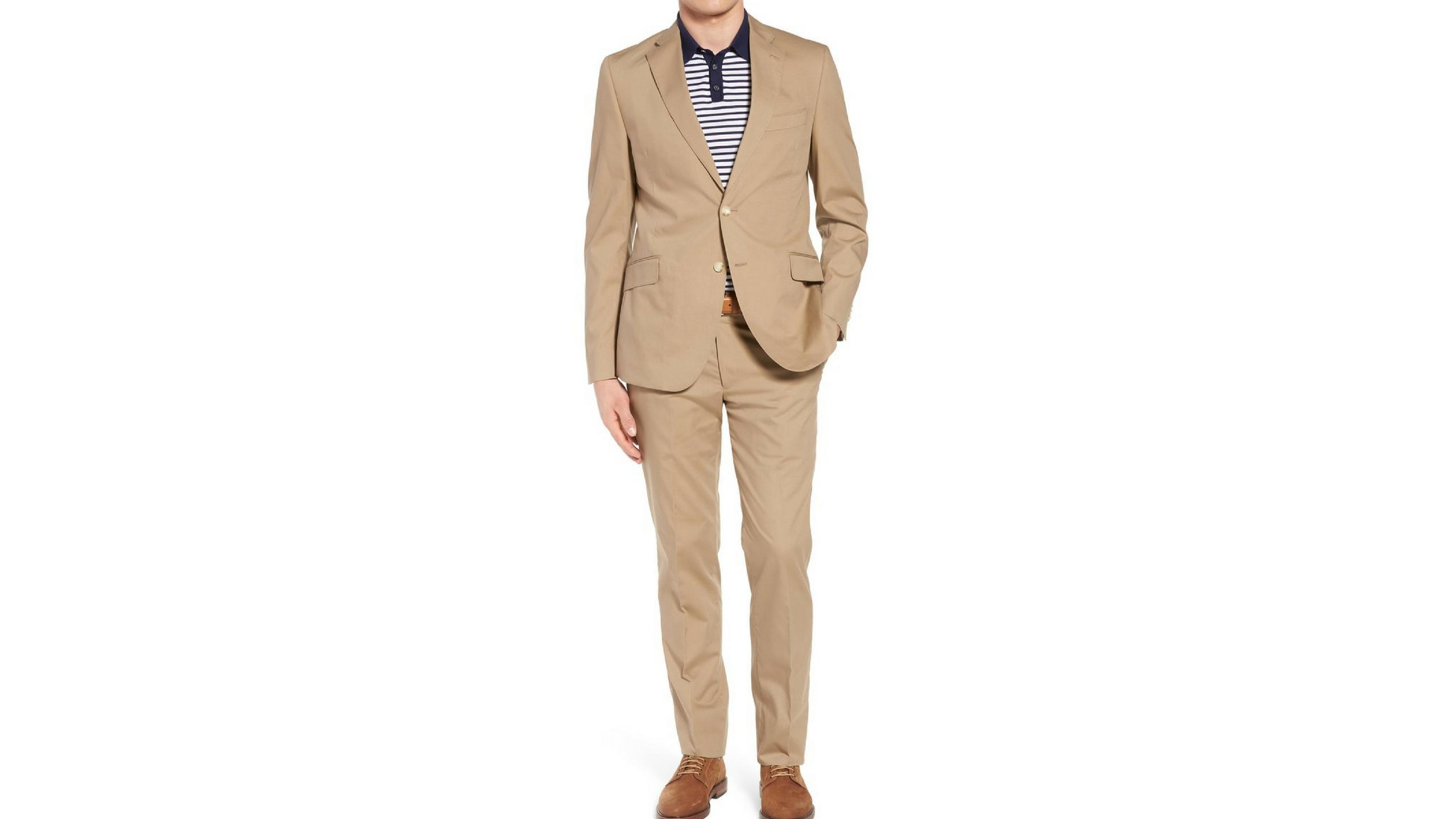 Khaki Suits