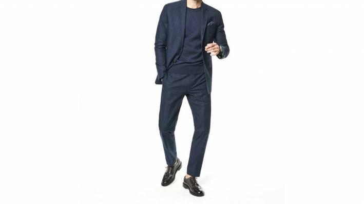 Khaki Suit Todd Snyder