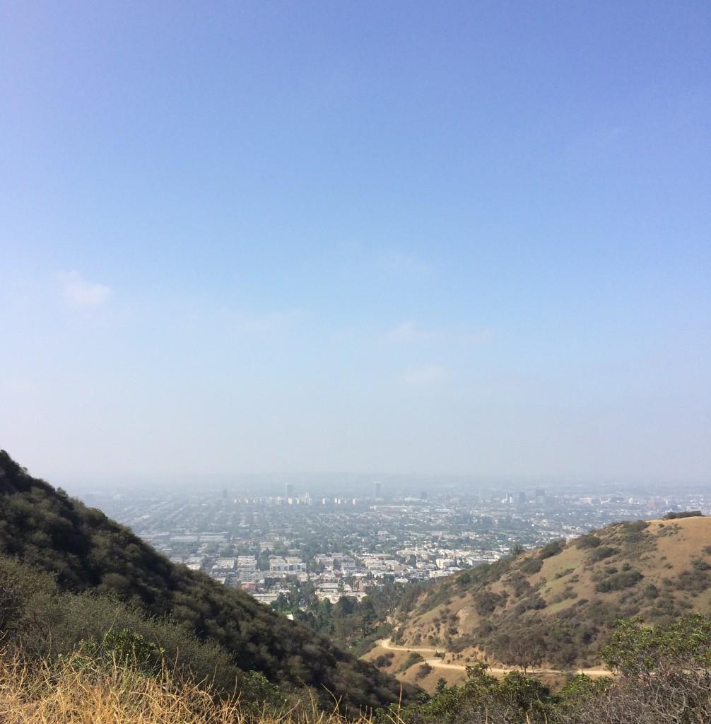 runyon canyon, runyon canyon hike, guide to Los Angeles