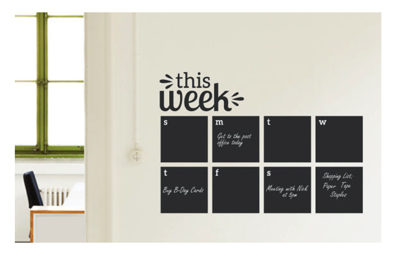 how was your week style girlfriend, style girlfriend calendar