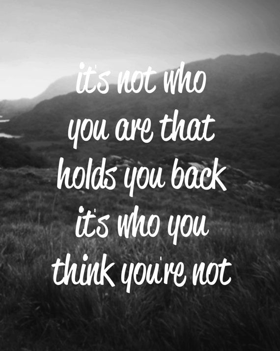 inspirational quote, pinterest quote