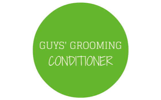 do guys need conditioner, should guys use conditioner, men's conditioner, men's haircare, conditioner for men