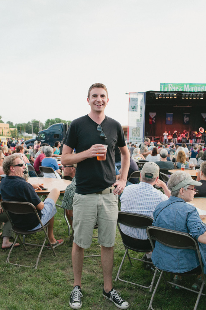 Thursday style, festival style, midwest style