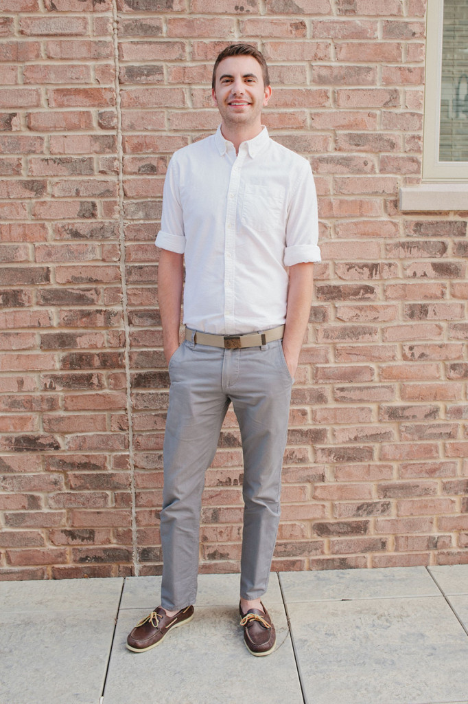 Wednesday style, how to style an ocbd, guys style, workday style