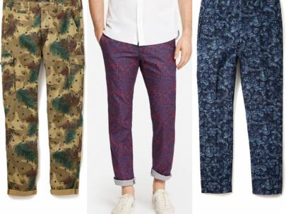 Would You Wear It? Printed Pants