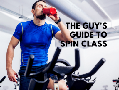 Workout 101: A Guys' Guide to Spin Class