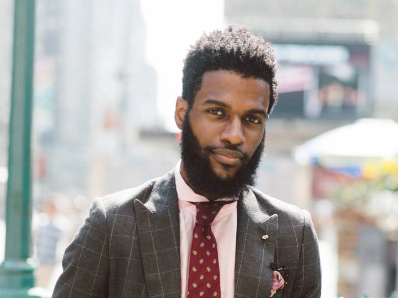 Style in Real Life: Thierry Augustin of Genteel Flair