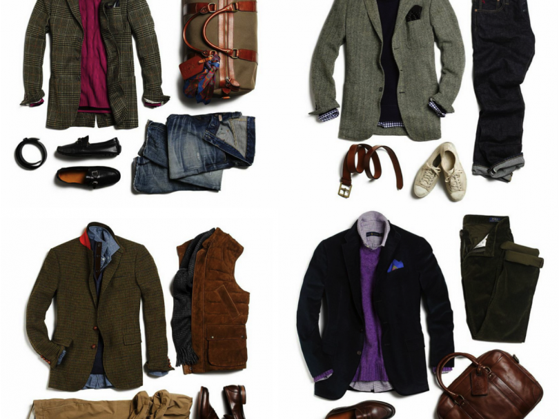 How to Wear a Sport Coat: Men's Outfit Ideas