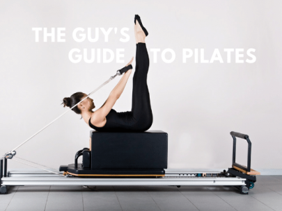Workout 101: Guys' Guide to Pilates