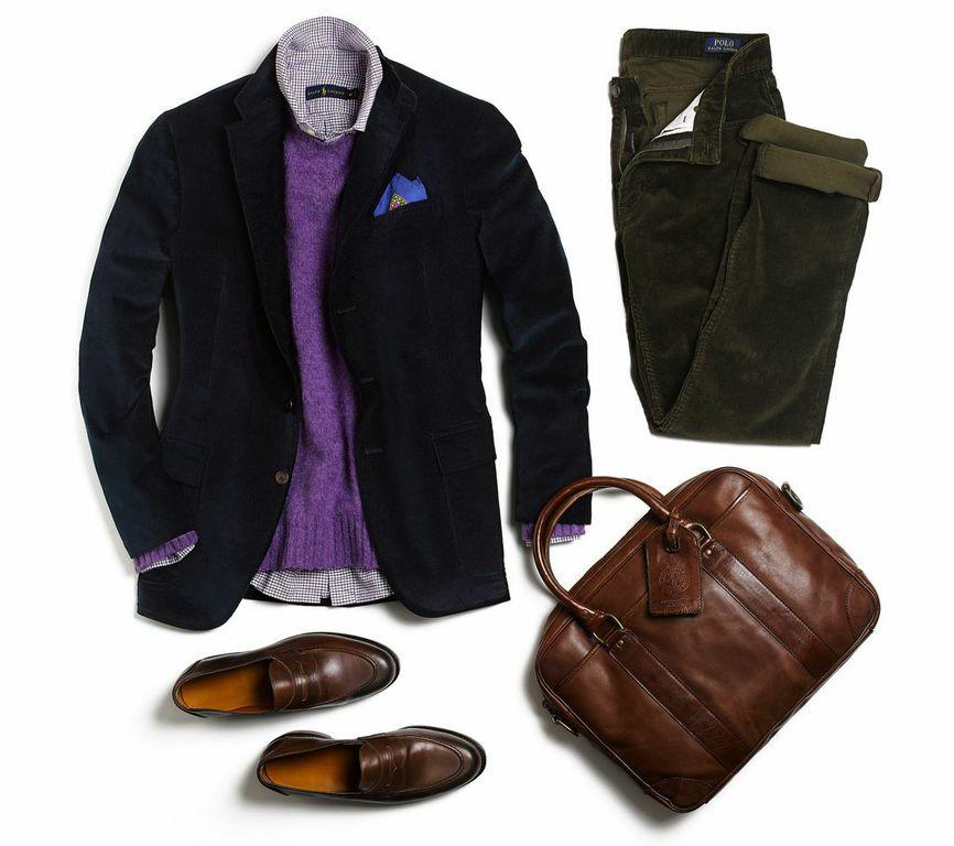style girlfriend polo ralph lauren, 5 days 5 ways, sport coat, how to wear a sport coat