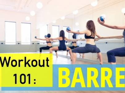 Workout 101: Guys' Guide to Barre