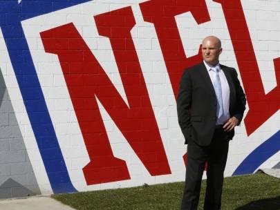 What He Wore: NFL's Adam Rank