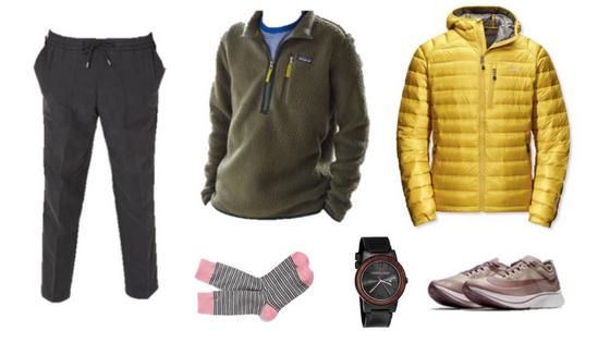 ways to wear a puffer coat