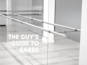 barre class for guys