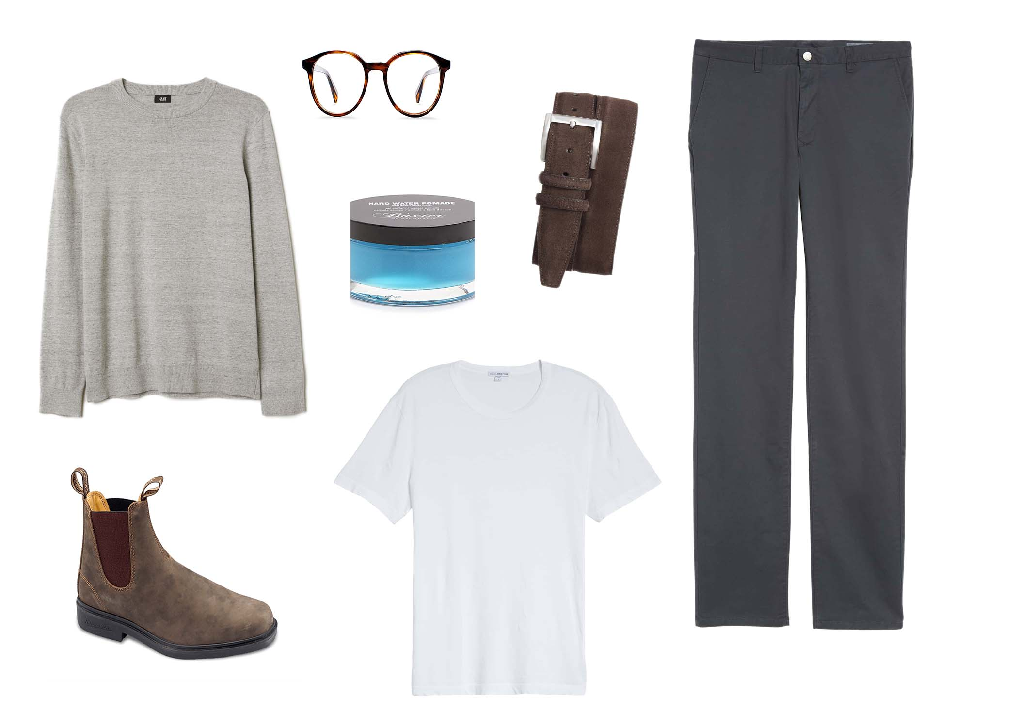 chelsea boots outfit for guys