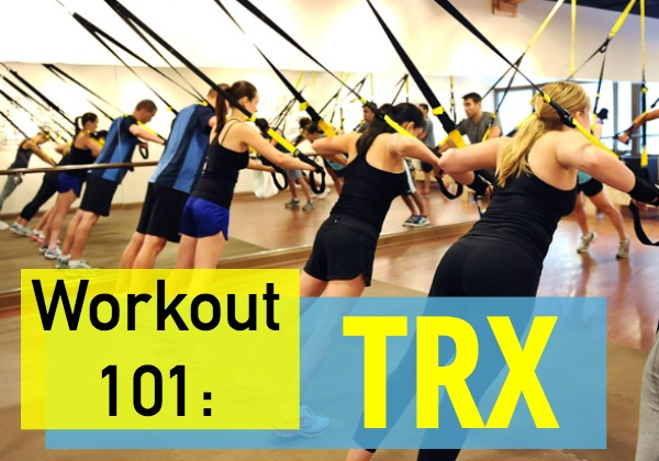 Workout 101: Guys' Guide to TRX
