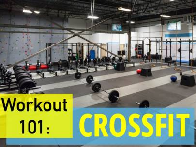 Workout 101: Guys' Guide to CrossFit