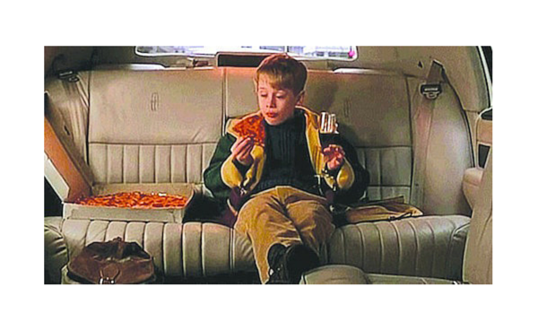 Holiday Style: Macaulay Culkin as Kevin McCallister in ...