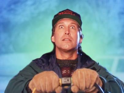 Steal His Look Holiday Edition: Clark Griswold