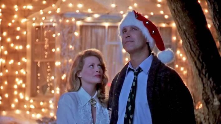 national lampoon christmas vacation, clark griswold style, national lampoon christmas vacation movie, ugly sweater party style, ugly sweater party