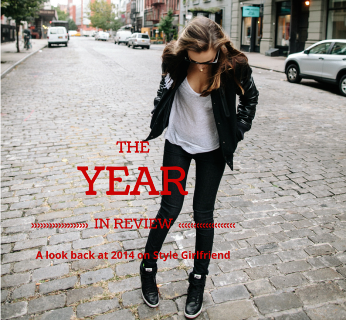 year in review, style girlfriend, megan collins