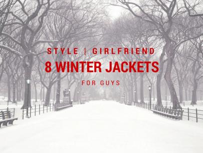 8 Warm, Stylish Winter Jackets for Guys