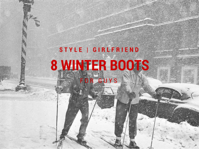 8 Men's Winter Boots You'll Wear All Season