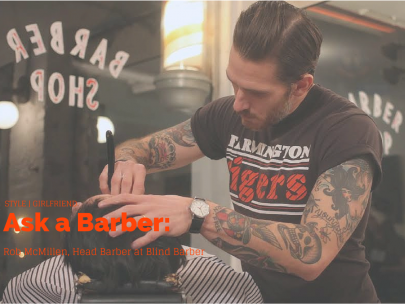 Ask a Barber: The 5