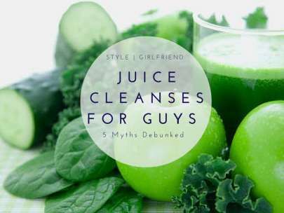 Juice Cleanses for Guys: 5 Myths Debunked