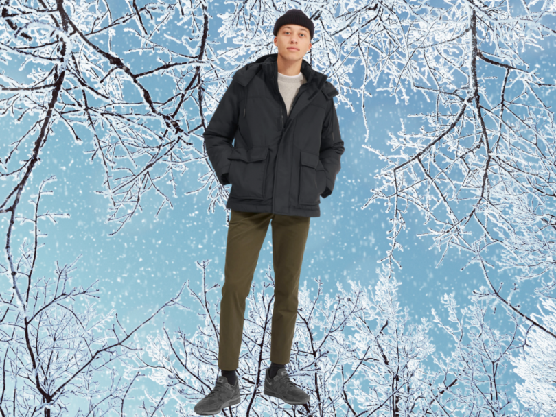 8 Warm, Stylish Winter Jackets for Guys