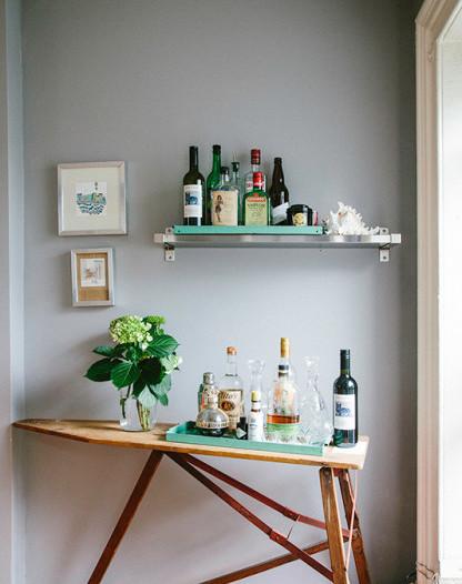 style girlfriend bar essentials, home bar essentials