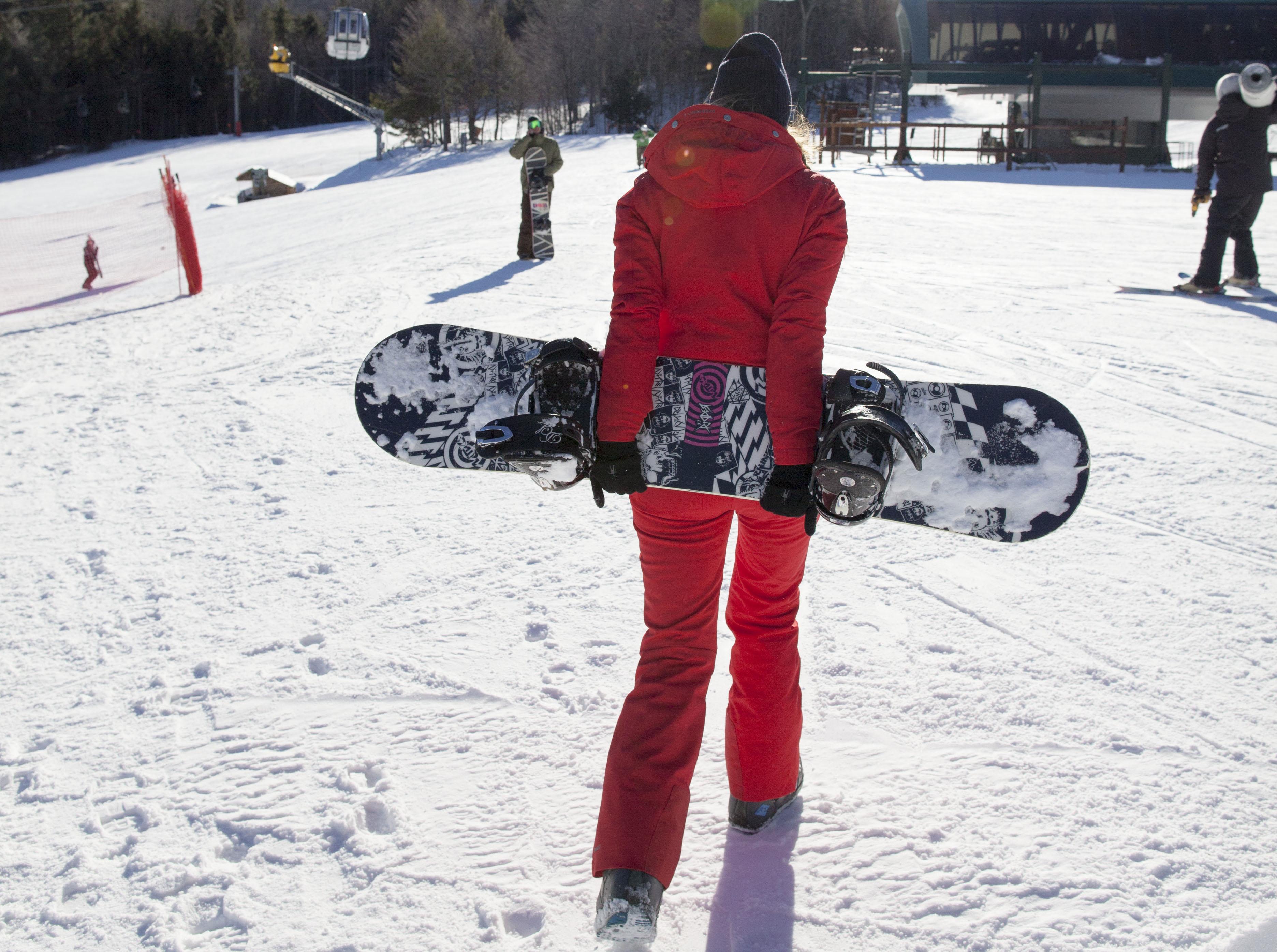 j lindeberg ski, style girlfriend j. lindeberg