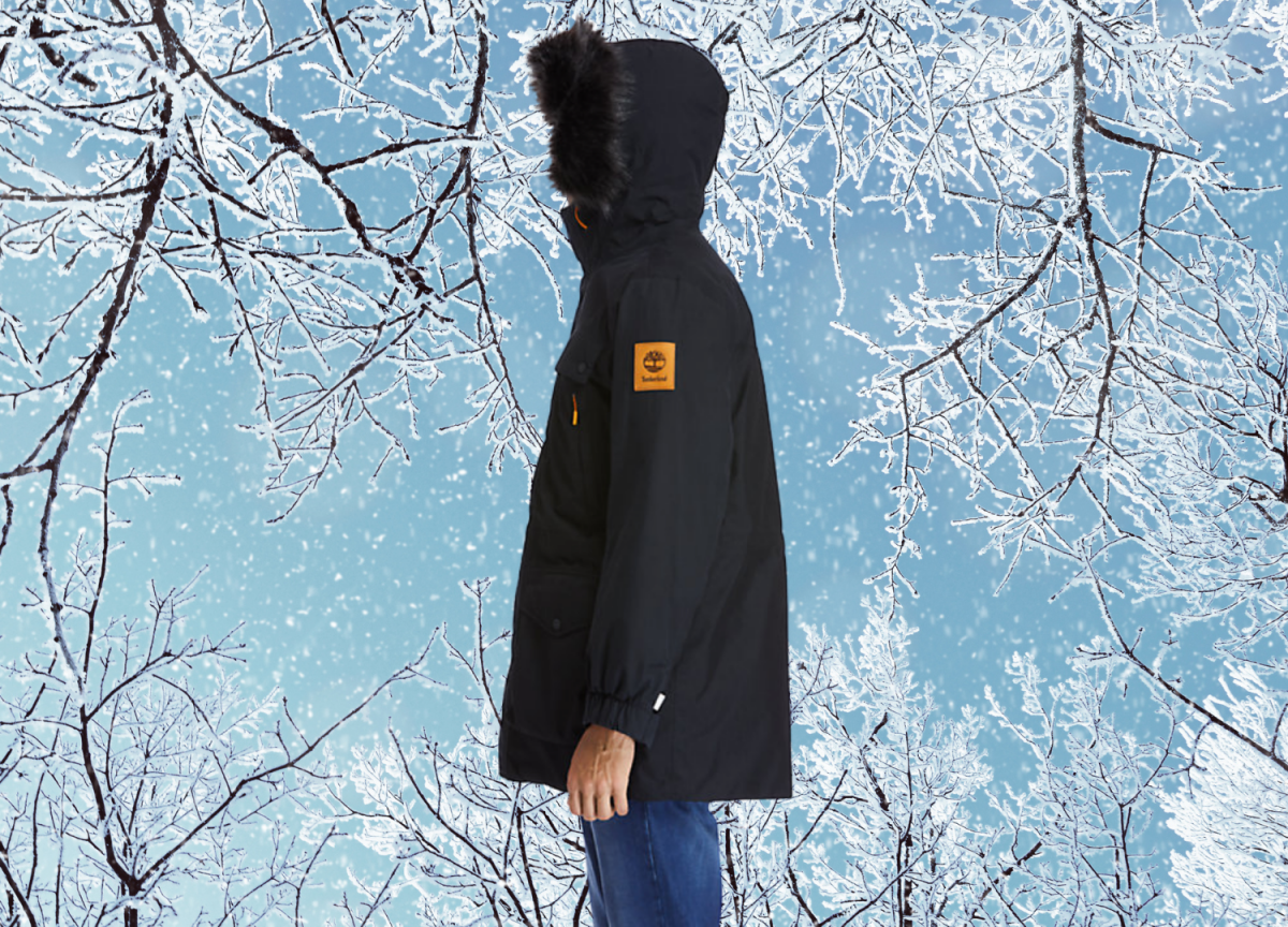 Timberland men's outdoor heritage expedition parka